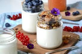 Dessert – Yaourts maison aux probiotiques